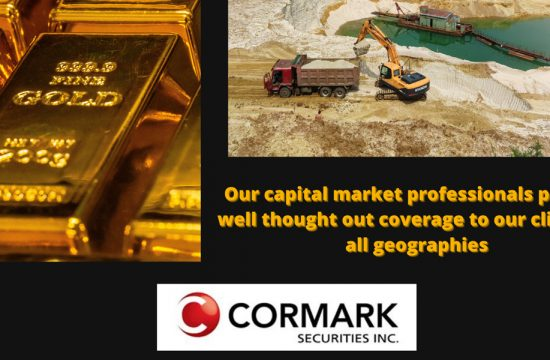 Cormark Securities Blog