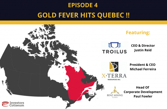 EP. 4: Gold Fever Hits Quebec!!