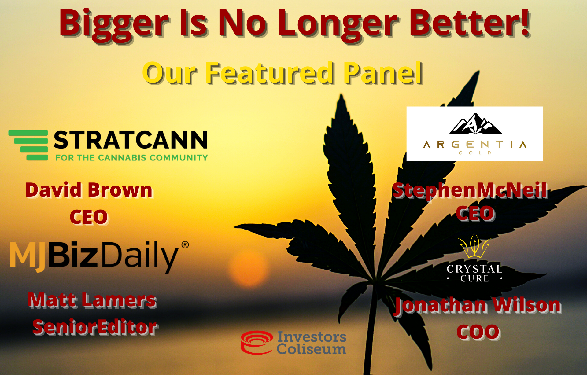 EP. 6: BIGGER IS NO LONGER BETTER!! Micro & Small Batch Growers are Making Very Large Strides.